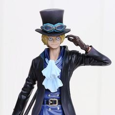 NEW Sabo One-Piece Exclusive Collector's Action Figure