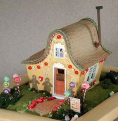 #Hansel and gretel beware! #fairy tale doll #house structure plastic kit gl3480,  View more on the LINK: http://www.zeppy.io/product/gb/2/401142771119/
