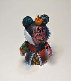 Queen of Hearts Jared Circusbear Custom Vinylmation