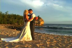 Kauai Wedding Minister and Kauai Wedding Officiant. Creating dream weddings and memories that will last a lifetime. Wedding Minister, Kauai Wedding, Wedding Officiant, Shipwreck, Wedding Couples, Wedding Ceremony, Dream Wedding, The Incredibles, Sun