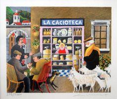 La Cacioteca by Guy Buffet