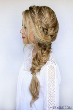 Mixed Side Braid                                                                                                                                                                                 More