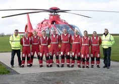 Devon Air Ambulance Trust North Devon Aircrew. Congratulations on your 5,000 mission safely completed. Well done.