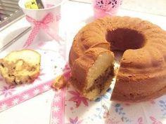 Κέικ βανίλια - μόκα