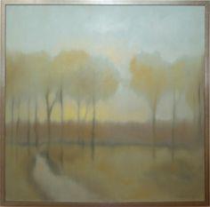 """Park"" by Kevin Gillentine, oil on canvas, 3917 Magazine St., 891-0509, kevingillentine.com"