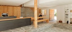 Restoration of a Farm in the French Alps / Pierre Doucerain Architecte + Adrien Felix-Faure Full project at http://archdai.ly/1LcdwVx