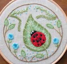 Crewel Embroidery Kits and Patterns