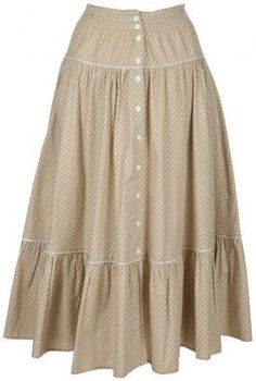 And no respectable outfit can be full with out a Prairie skirt. And no respectable outfit can be full with out a Prairie skirt. And no respectable outfit can be full with out a Prairie skirt. 80s Fashion, Modest Fashion, Fashion Dresses, Vintage Fashion, Modest Skirts, Modest Outfits, Skirt Outfits, Full Skirt Outfit, Dress Skirt