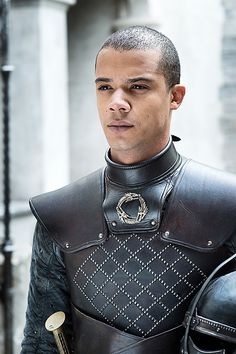 Game of Thrones season 7: Greyworm (Jacob Anderson)