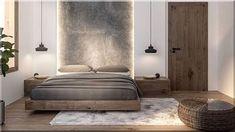 Wabi sabi, modern lakberendezési ötletek, rusztikus bútorok, enteriőr, lakás képek - Antik bútor, egyedi natúr fa és loft designbútor, kerti fa termékek, akácfa oszlop, akác rönk, deszka, palló Decor, Furniture, Room, House, Interior, Rustic Furniture, Home Decor, Interior Design, Bedroom