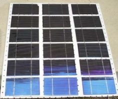 Build your own solar panel, a great DIY solar power project