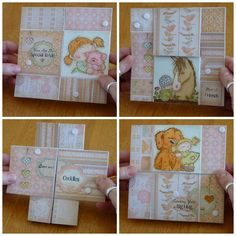 The Craft Barn: Mechanical cards - Michelle
