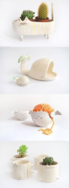 Ceramics by Barruntando / On the Blog!