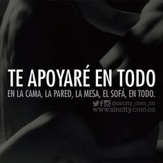 Te lo juro que sí, siempre te apoyaré. Incluso, en tus días más tristes  #love #bed #support #youandme #instalike #quoteoftheday #instaquote #igers #igerscolombia #couple #text #word #follow #TFLers