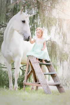 Image source: Pamela Salai  Unicorn , Magic, Pittsburgh, well dressed wolf, WDW, , Dreams, fairytale, white horse, magical www.pamelasalaiphoto.com