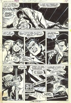 brianmichaelbendis:  Amazing Spider-Man #83, Page 11 by John...
