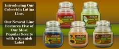Scent-Sations, Inc. - Mia Bella Gourmet Candles, Candle of the Month Program-  Enter our Free Drawing- occurs weekly :)  www.kristyg.scent-team.com
