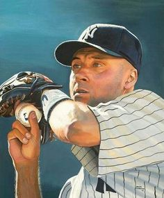 I hate the Yankees, but Derek Jeter is one of the few exceptions to the rule....