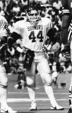 Linebacker Brian Bosworth is one of three former Oklahoma players to be listed on the 2013 College Football Hall of Fame ballot.
