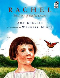 """A biography of Rachel Carson, author of """"Silent Spring,"""" which sparked the beginnings of the modern environmental movement.   Rachel Carson was always curious about the world around her. As a girl, she loved being outside, exploring and learning more about the universe. As an adult, Rachel wrote books, including Silent Spring,considered to be the start of today's environmental movement. An epilogue highlights on Rachel Carson's work and life."""