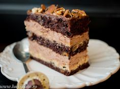 You searched for caramel - Lucky Cake Romanian Desserts, Romanian Food, Mousse, Lucky Cake, Sweet Recipes, Cake Recipes, Kolaci I Torte, Oreo Dessert, Banana Split