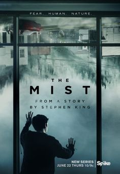 Watch the official trailer and check out season one photos from The Mist TV show adapation, coming to Spike in June.