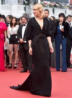 OS DESTAQUES DOS DIAS 7 E 8 DO FESTIVAL DE CANNES - Cate Blanchett