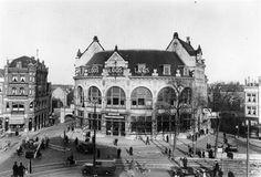 station Rotterdam Hofplein stationsgebouw I (1930)