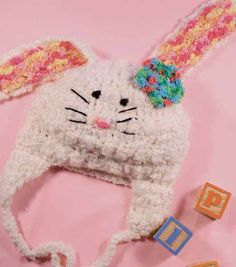Crochet Bunny Hat | FREE Pattern from Joann.com