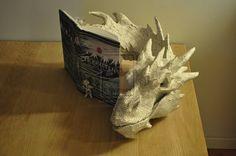 dragon sculpture book - Buscar con Google