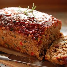 Vegetable and Turkey Meatloaf Recipe Recipe - ZipList