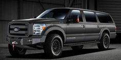 2018 Ford Excursion Release Date in India