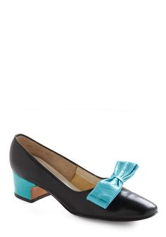 Vintage Reserve Alice Heel by ModCloth