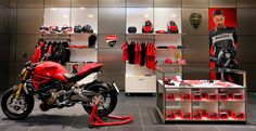 Ducati opens its first showroom in south India  - Read more at: http://ift.tt/1ONmksk