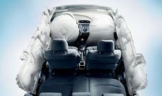 Bird's eye view of the Honda Fit's interior!