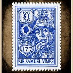 The $1 Vimes stamp