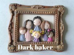 broche fimo | by Dark baker,Elena Garcia Rizo