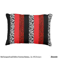 303 Best Decorative Red Throw Pillows Images Red Pillows Red