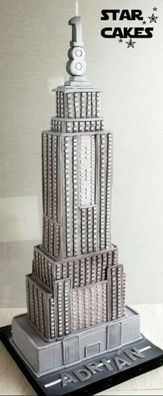 Tarta Empire State Building