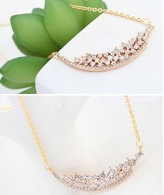 Get Amazing and Lovable CZ #Necklace for your cheerful life.