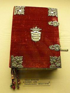 Misal Romano - Roman Missal - Missale Romanum, Madrid.