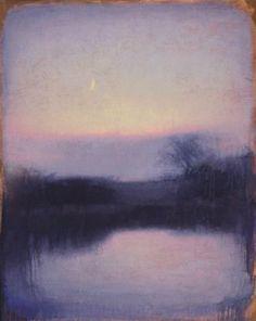 John Felsing Far From Babylon Oil on linen, 60 x 48 1/8 inches