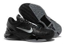 buy online 7c502 14b15 Buy Nike Zoom Kobe 7 VII Elite Black Metallic Silver from Reliable Nike  Zoom Kobe 7 VII Elite Black Metallic Silver suppliers.Find Quality Nike  Zoom Kobe 7 ...