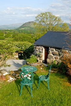 Workaway in United Kingdom. Self-catering small business on 16th Century farmstead in North Wales