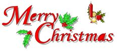 Free Merry Christmas Clip Art in free christmas clipart collection - ClipartXtras Christmas Logo, Merry Christmas Images, Christmas Events, Christmas Clipart, Merry Christmas And Happy New Year, Christmas Pictures, Xmas, Christmas Blessings, Christmas 2014