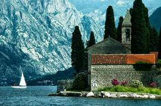 Beautiful pictures of Montenegro, a small country in Eastern Europe