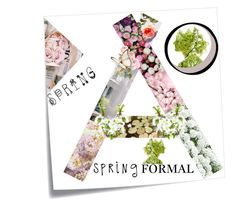 """""""Spring Formal"""" by ildiko-olsa ❤ liked on Polyvore featuring art"""