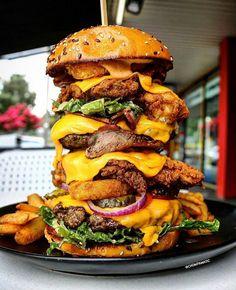"""Gefällt 260 Mal, 9 Kommentare - Screw Calories (@screwcalories) auf Instagram: """"Where do you start?!? @chompamatic"""""""