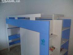 Prodám dětskou postel - obrázek číslo 1 Loft, Bed, Furniture, Home Decor, Homemade Home Decor, Stream Bed, Lofts, Home Furnishings, Beds