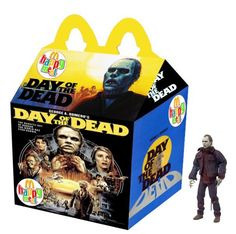 """Day Of The Dead"" Happy Meal"